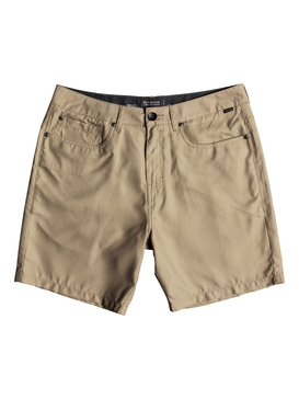 "Nelson 18"" - Amphibian Shorts for Men  EQYWS03500"