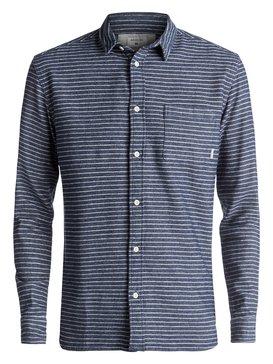 Crossed Tide Flannel - Long Sleeve Shirt  EQYWT03529