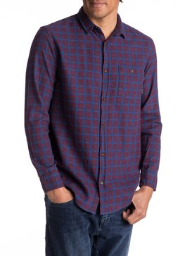 Phaser Setting Flannel - Long Sleeve Shirt for Men  EQYWT03539