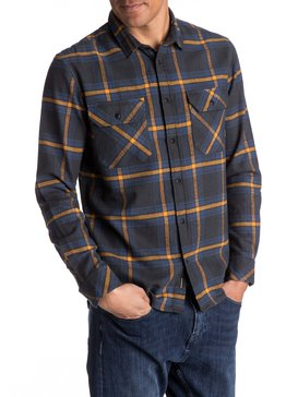 Fitz Forktail Flannel - Long Sleeve Shirt for Men  EQYWT03544