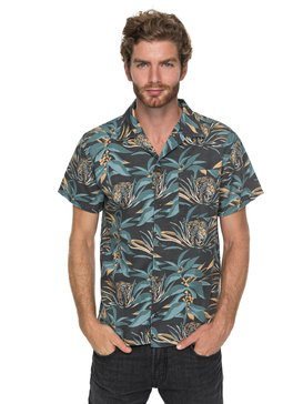 Aloha Tiger - Short Sleeve Shirt  EQYWT03650