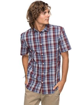 Everyday Check - Short Sleeve Shirt for Men  EQYWT03658