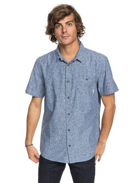 PRINTED CHAMBRAY SS  EQYWT03678