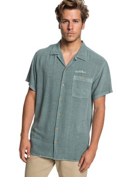 The Camp - Short Sleeve Shirt for Men  EQYWT03779