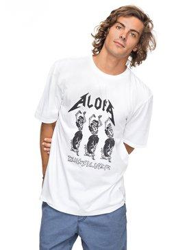 Local Motive - T-shirt col rond pour Garçon - Blanc - QuiksilverQuiksilver Sortie Expédition Boutique En Ligne Pour Le Prix Pas Cher Vendable Pas Cher En Ligne eKdPWJoR