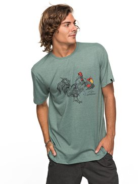 Heather Rooster Vibe - T-Shirt  EQYZT04740