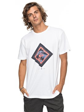 Classic Crimson Skyline - T-Shirt for Men  EQYZT04781
