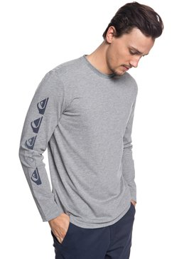 Double Stringer - Technical UPF 30 Long Sleeve T-Shirt for Men  EQYZT04970