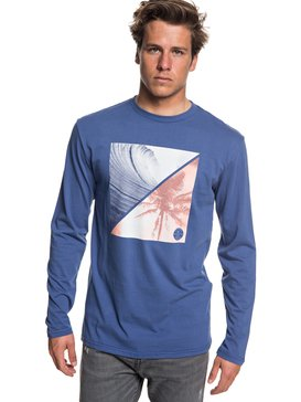 Colourful Night - Long Sleeve T-Shirt for Men  EQYZT04975