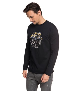 Bamboo Breakfast - Long Sleeve T-Shirt  EQYZT04976