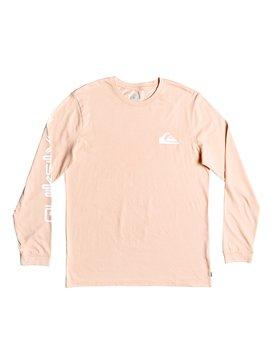 Original Quik Collage - Long Sleeve T-Shirt for Men  EQYZT04988