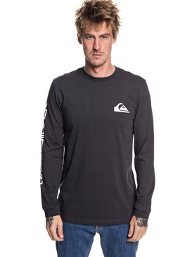 Original Quik Collage - Long Sleeve T-Shirt for Men  EQYZT04988