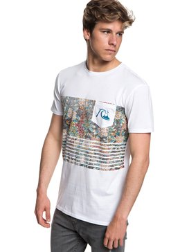 Silent Furry - Pocket T-Shirt for Men  EQYZT05006