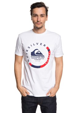 Quiksilver Pro France 2018 - T-Shirt for Men  EQYZT05053