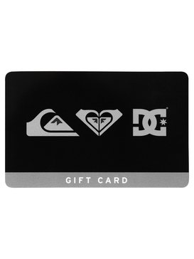 Quiksilver Gift Cards  GCQUKUS