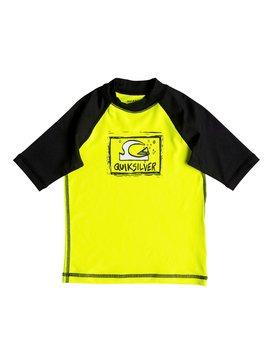 Bubble Dream - Short Sleeve Rash Vest  UQKWR03031