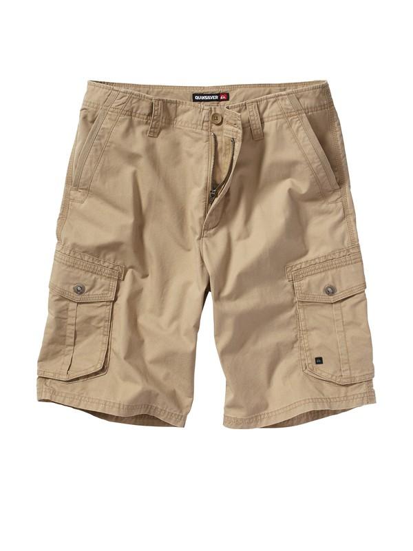 """0 Deluxe Cargo 22"""" Shorts  104351 Quiksilver"""