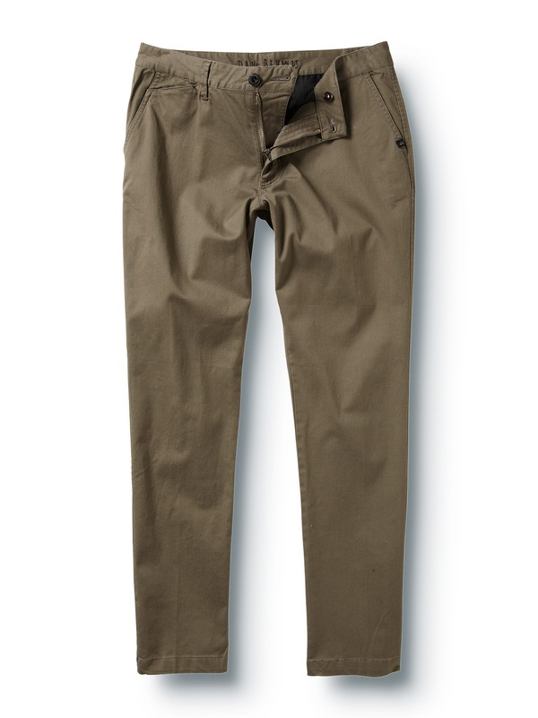"0 Dane 2 Pants, 32"" Inseam  105641 Quiksilver"