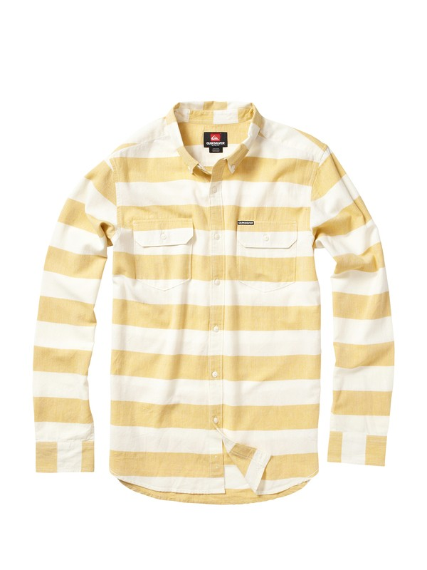 0 Tube Prison Long Sleeve Shirt  109237 Quiksilver