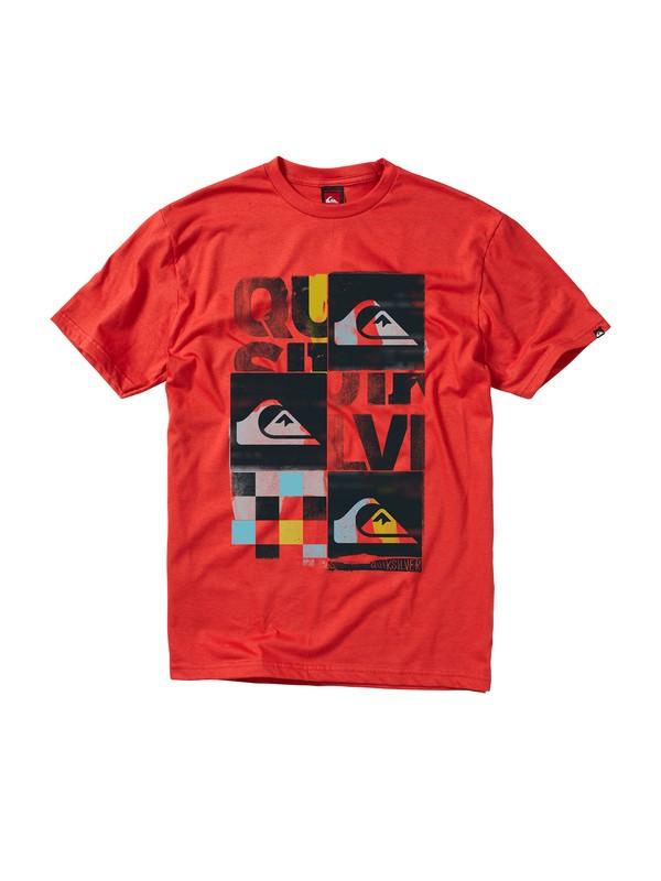 0 X Ray T-Shirt  112T0TT1 Quiksilver