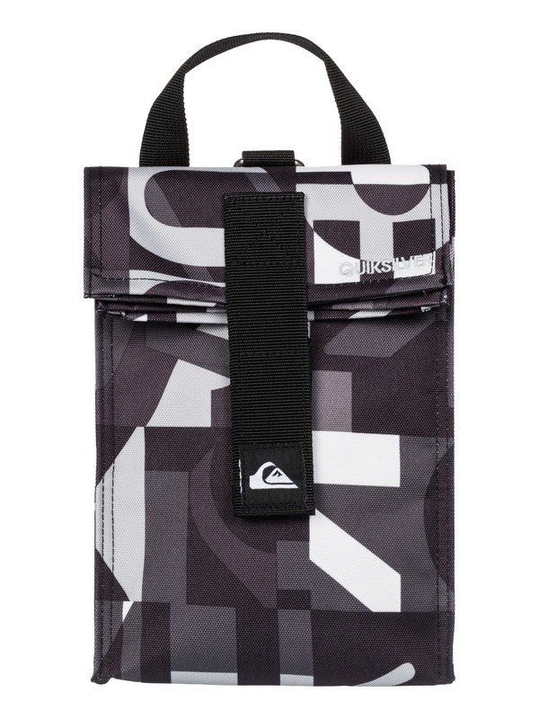 0 Boys Lunch Pack Insulated Cooler  1153130101 Quiksilver