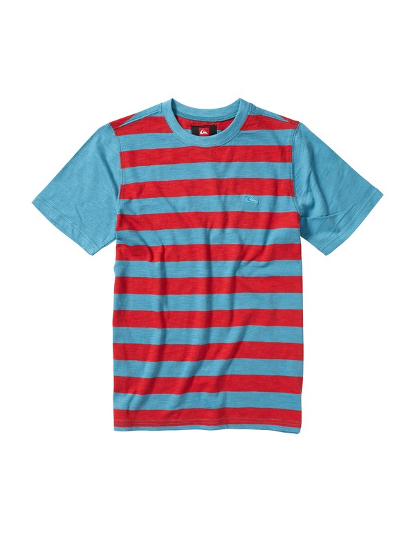 0 Boys 8-16 Zebra Juice T-Shirt  208587 Quiksilver