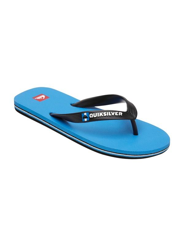 0 Boys 8-16 Molokai Sandals  257105 Quiksilver