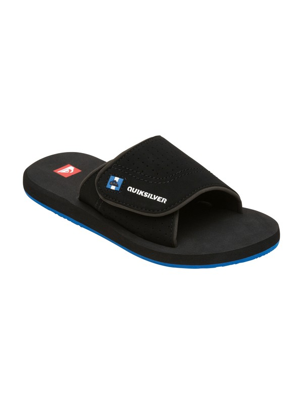 0 Boys 8-16 Infusion Sandals  257120 Quiksilver