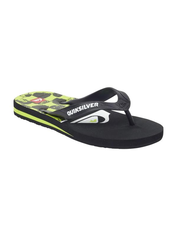 0 Boys 8-16 Carver 4 Sandals  257122 Quiksilver