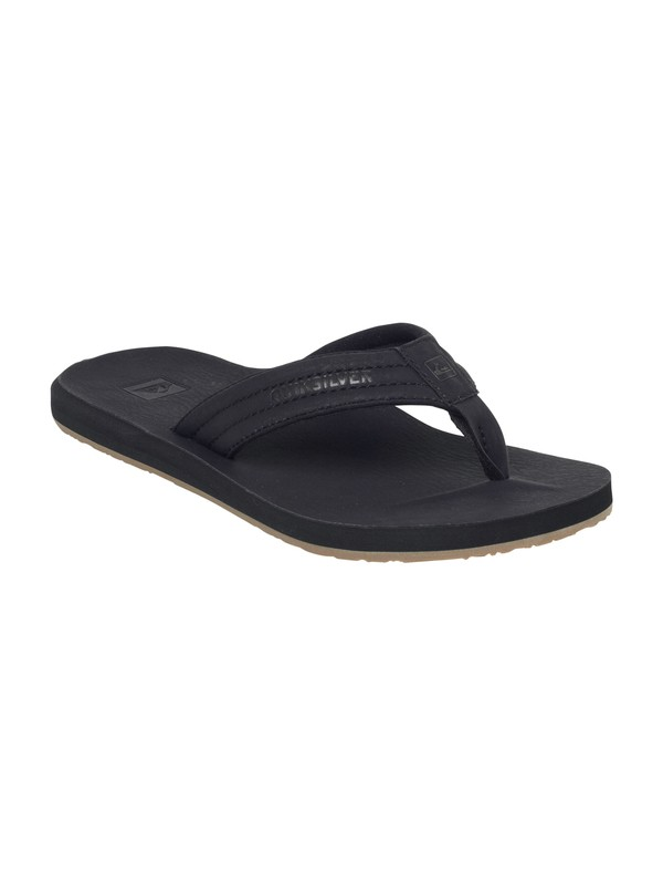 0 Boys 8-16 Carver Nubuck 4 Sandals  257126 Quiksilver