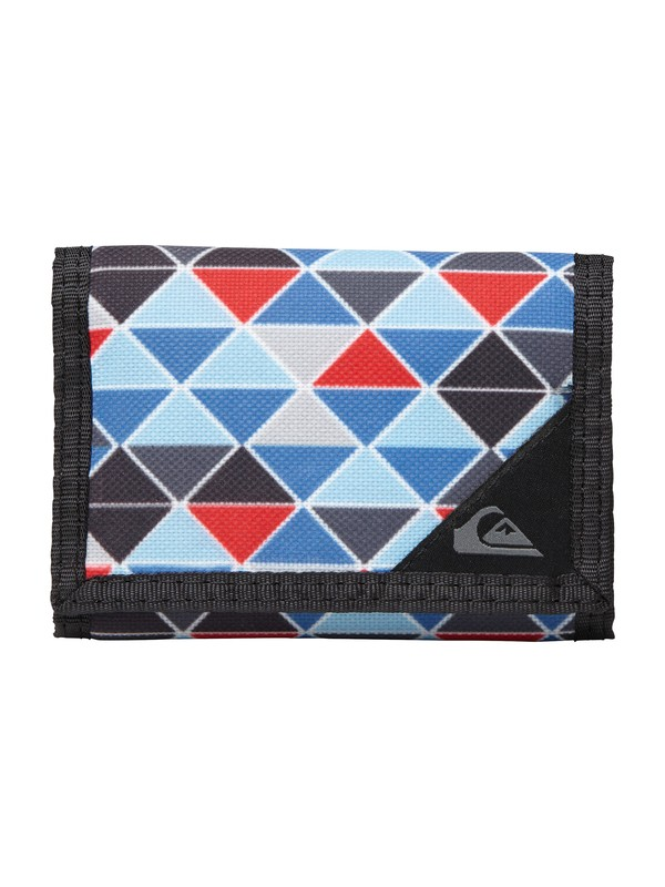 0 Boys 8-16 Seeker Wallet  258368 Quiksilver