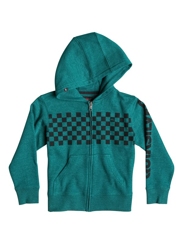 0 CHECKER HOODY  40444009 Quiksilver