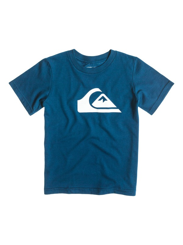 0 MOUNTAIN WAVE TEE  40444044 Quiksilver