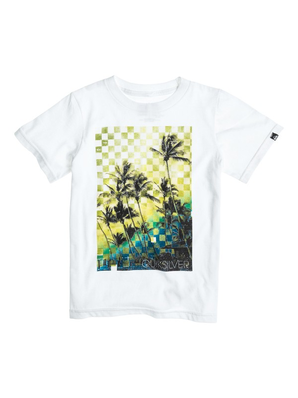 0 GOOD HAZE TEE  40444058 Quiksilver