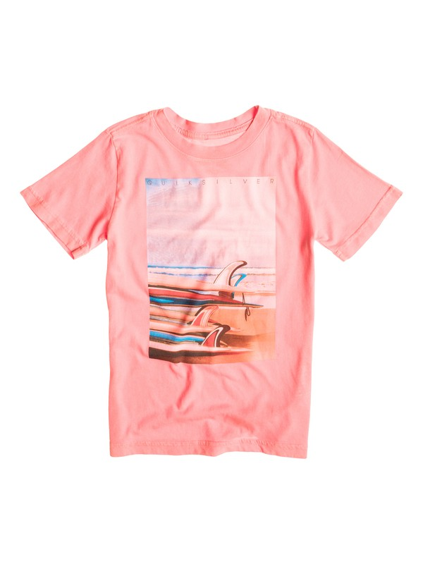 0 Toddler Surf Stack T-Shirt  40444068 Quiksilver