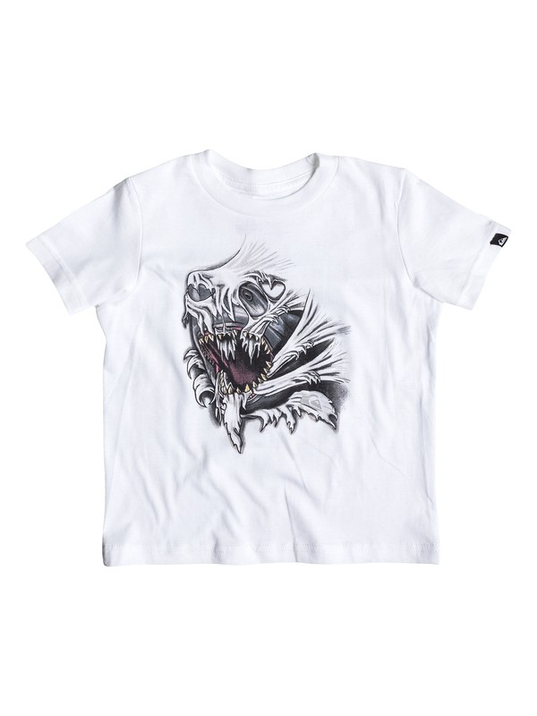 0 Boys 2-4 Shredder T-Shirt  40444070 Quiksilver