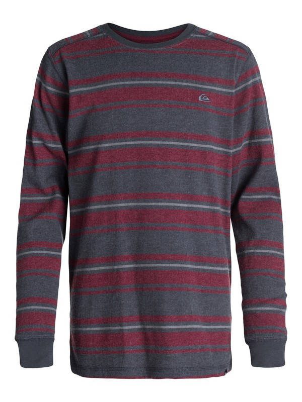 0 Boys 2-4  Snit Stripe Sweater  40444082 Quiksilver