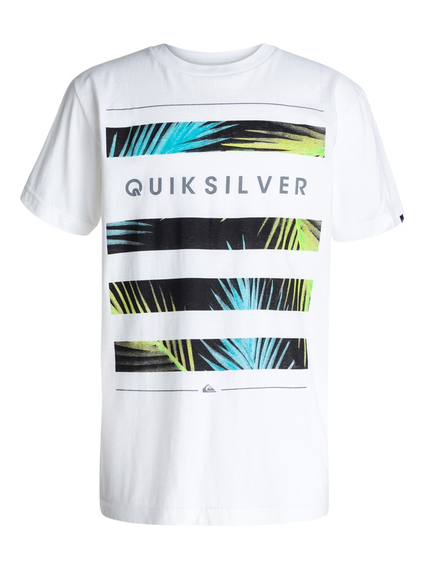 0 Toddlers Shelter T-Shirt  40444113 Quiksilver