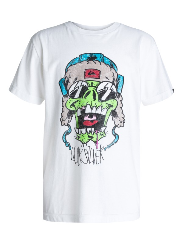0 Boys 2-4  Cavity Creep T-Shirt  40444132 Quiksilver