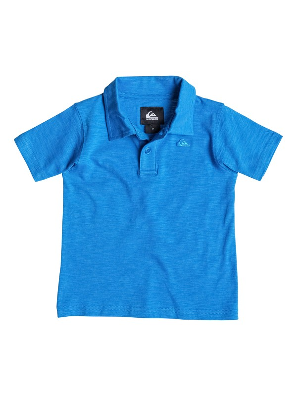 0 Boys 2-4 Core Moss Side Polo Shirt  40444196 Quiksilver