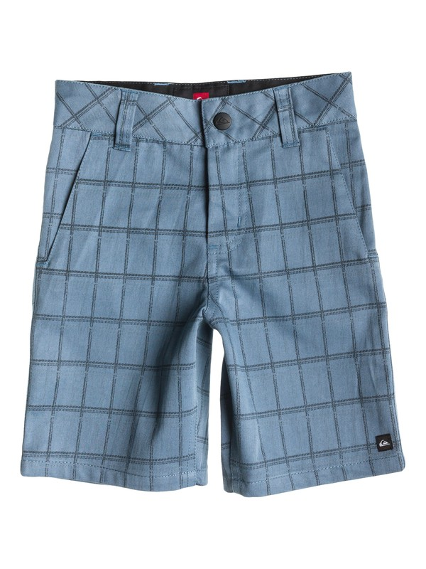 0 Toddler Downtown Shorts  40445014 Quiksilver