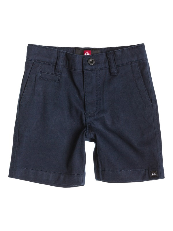 0 Boys 2-4 Union Chino Shorts  40445016 Quiksilver