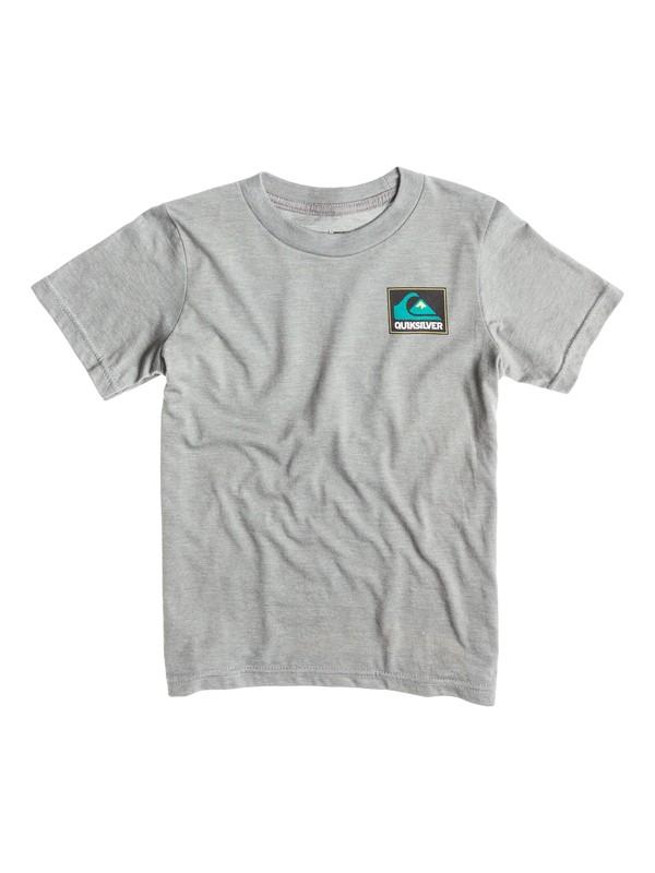 0 Boys 4-7 Grinder T-Shirt  40454050 Quiksilver