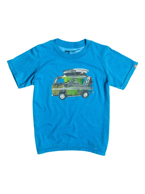 0 Boys 4-7 Open Road Tee  40454062 Quiksilver