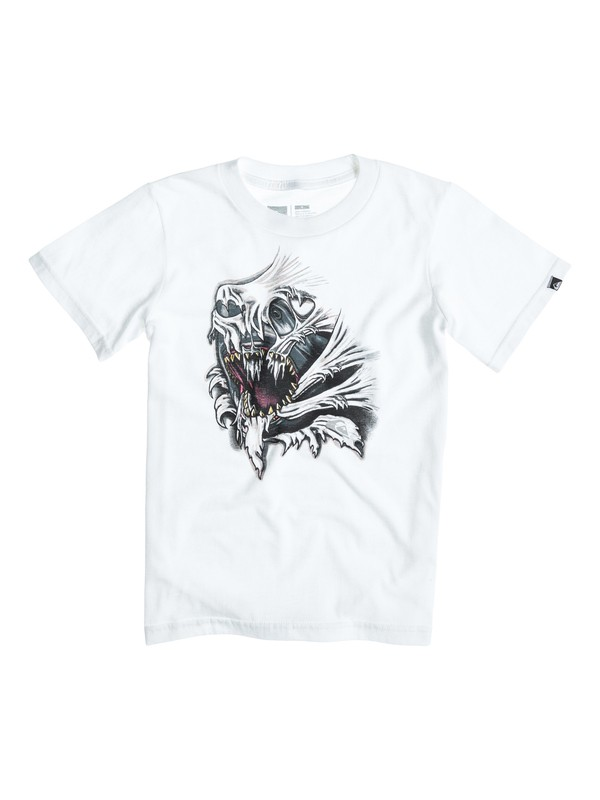 0 SHREDDER TEE  40454070 Quiksilver