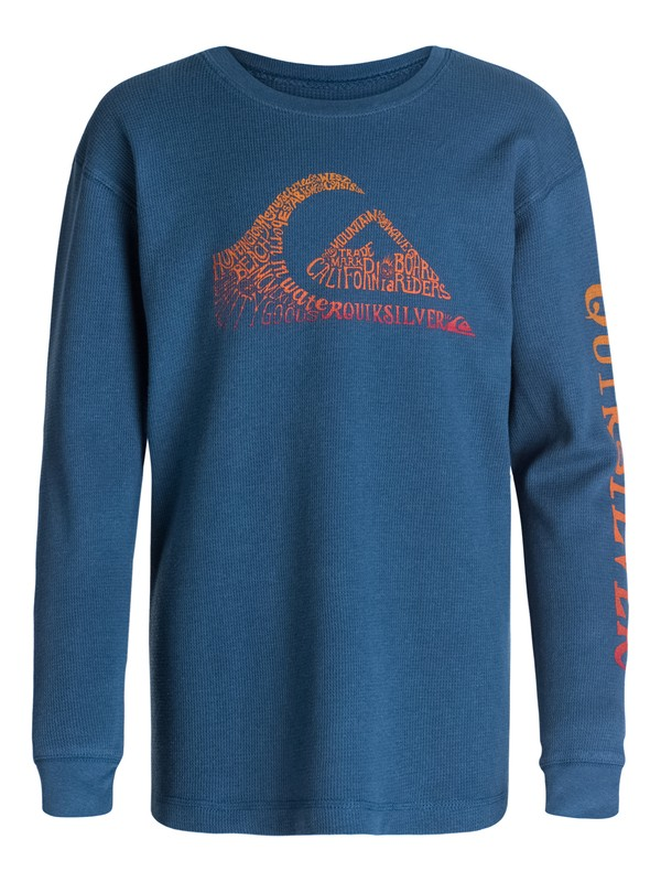 0 Boys 4-7 Quik Wave Thermal  40454131 Quiksilver