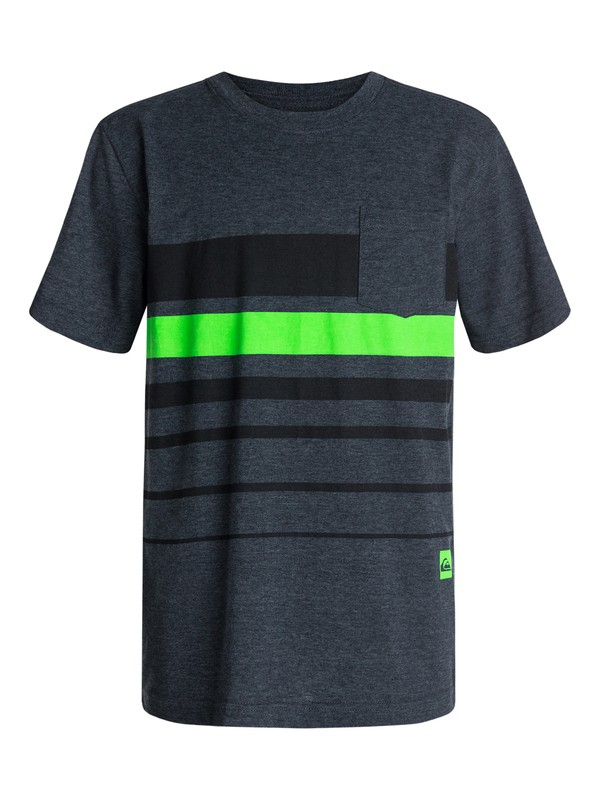 0 Boys 4-7 Distiller T-Shirt  40454135 Quiksilver