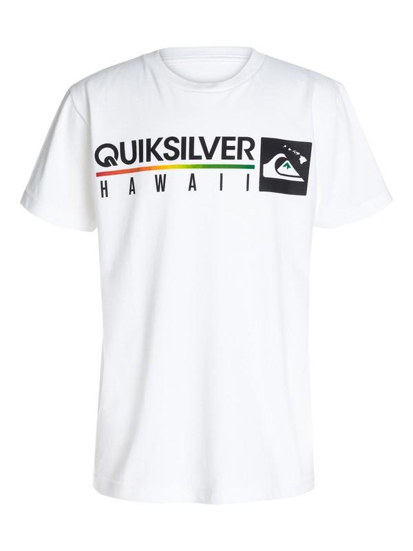 0 VIBRATION TEE  40454194 Quiksilver