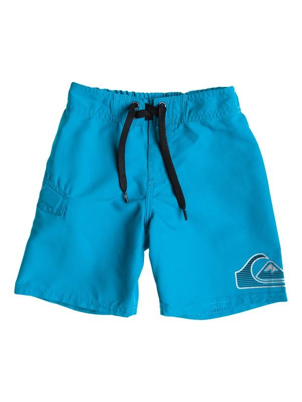 0 Boys 4-7 Stomping Boardshorts  40455008 Quiksilver