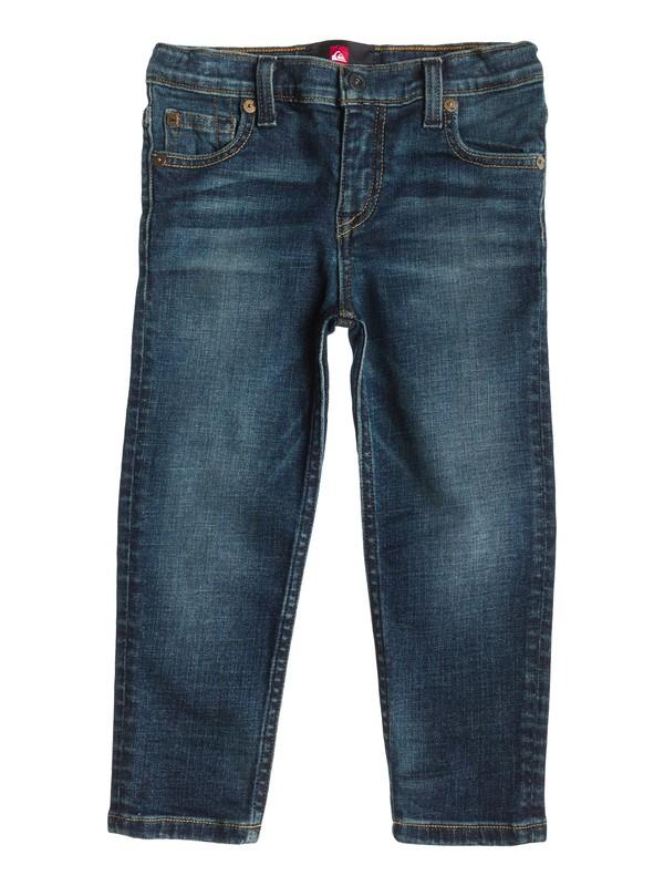 0 Boys 4-7 Distortion Slim Jeans  40455023 Quiksilver